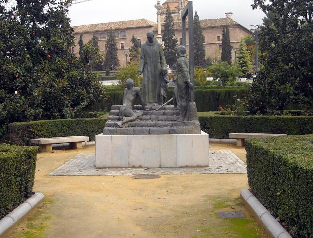 Jardines del triunfo granada for Jardines de gomerez granada
