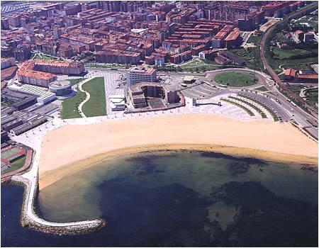 Playa del arbeyal gijon asturias - El tiempo gijon detallado ...