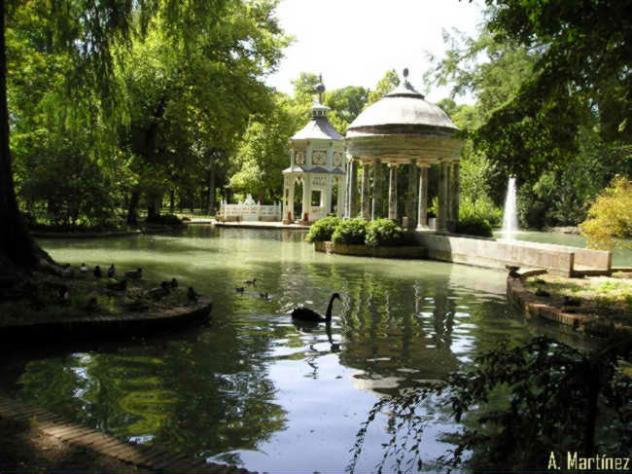Jardin del principe estanque chinescos aranjuez - Jardin del principe aranjuez ...