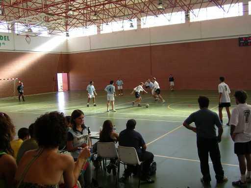 Pabellon de deportes torneo futbito 12 horas monterrubio - Pabellon de deportes de madrid ...
