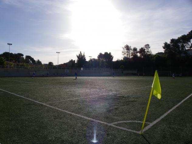 Campo de f tbol els pallaresos tarragona - Tiempo pallaresos ...