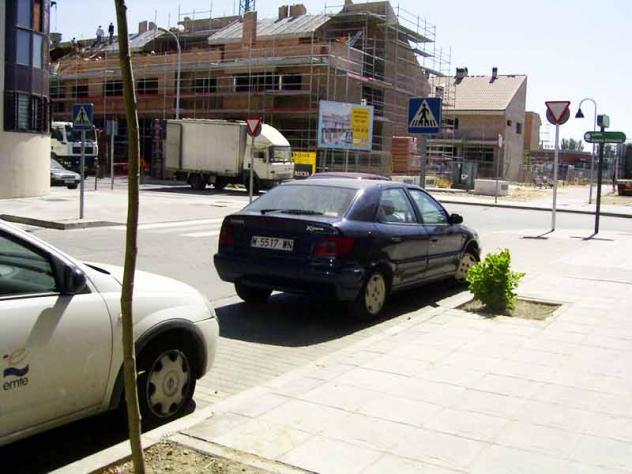 Esquina calle francisco farreras pinto madrid - Fotos de pinto madrid ...