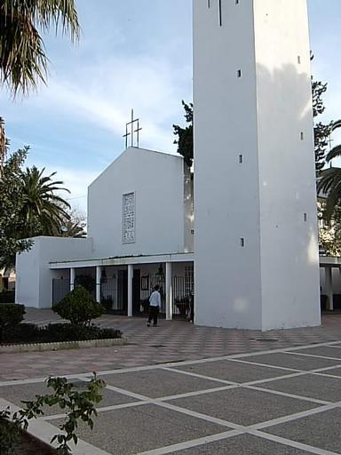 La iglesia nueva jarilla for Piscina nueva jarilla
