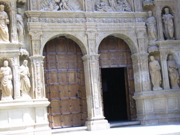 Puerta Del Templo Haro