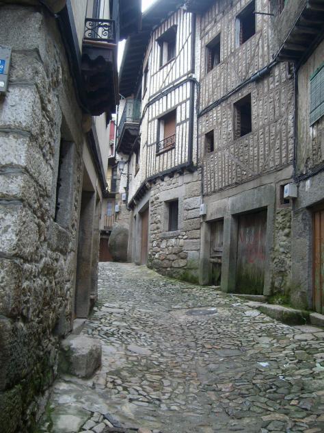 Pueblo con encanto la alberca for Alberca pueblo de salamanca