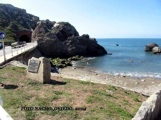 Playa el cuernu salinas asturias - Hotel salinas asturias ...