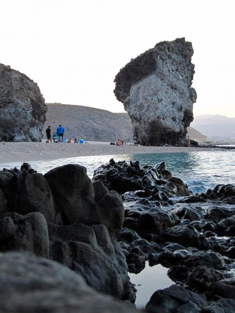 La roca en el centro el cabo de gata for Centro la roca