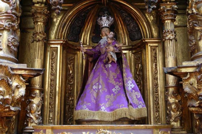 Medalla Santiago / Virgen con Niño 00465085