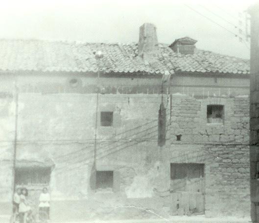Casa antigua tejado for Cambiar tejado casa antigua