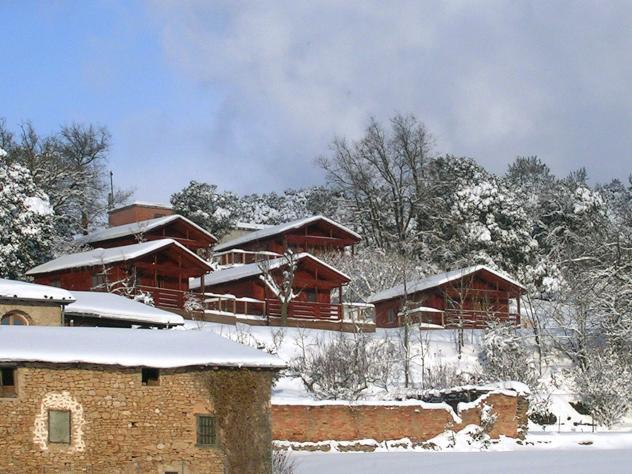Casas de madera lasierra for Foro casas de madera