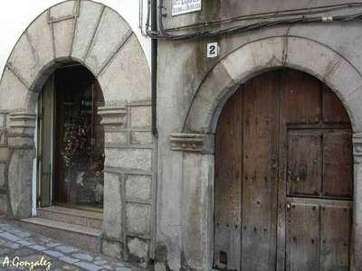 Arcos de piedra puertas jarandilla de la vera - Arcos decorativos para puertas ...