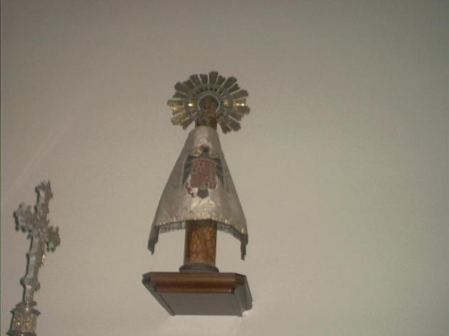 Detalle virgen del pir la senia - El tiempo en la senia tarragona ...