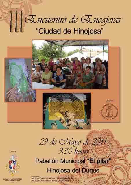 Encajes en Hinojosa, HINOJOSA DEL DUQU