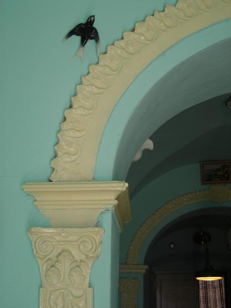 Decoraci n de las casas antiguas en orellana orellana la - Decoracion casas antiguas ...