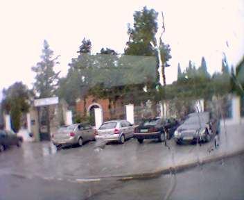 La puerta del cementerio pinto for Cementerio parque jardin la puerta