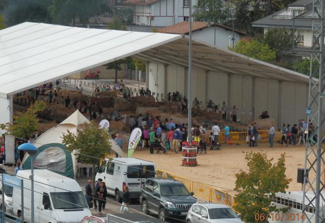 Feria de ganado en el primer lunes de octubre gernika lumo - El tiempo gernika lumo ...