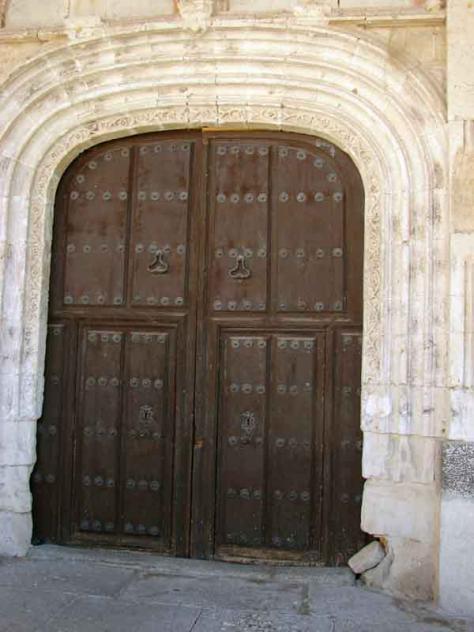 Puerta Templo Piedrahita