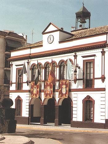 Ayuntamiento lebrija sevilla - Hotel en lebrija ...