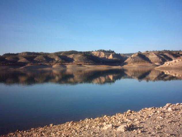 Baño Arabe Granada San Miguel:Pantano y San Miguel, BAÑOS DE ZUJAR