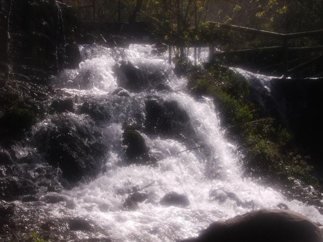 Espectacular cascada los villares - Tiempo los villares jaen ...