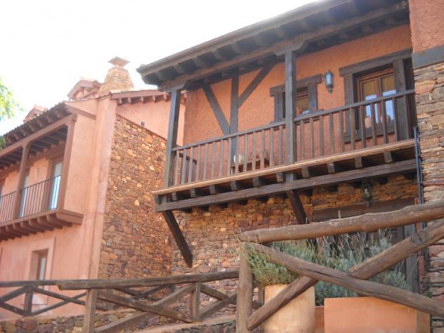 terrazas voladas t picas del pueblo madriguera