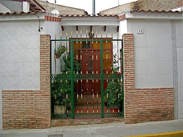 Bonita puerta la murada - Puerta bonita espana ...