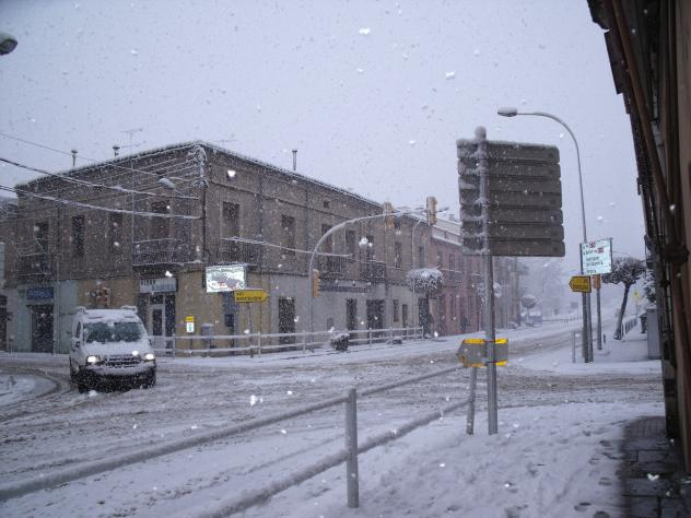 La gran nevada en mayo sant quirze de besora - El tiempo en sant quirze ...