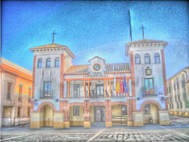 Ayuntamiento pinto - Fotos de pinto madrid ...