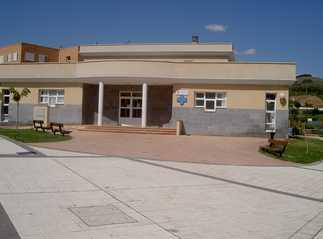 Centro de salud ateca for Dormir en zaragoza centro