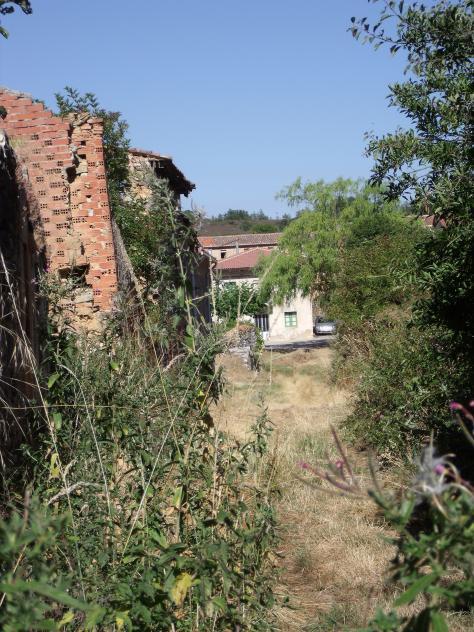 Vieja calle abandonada villanueva de puerta - El escondite calle villanueva ...