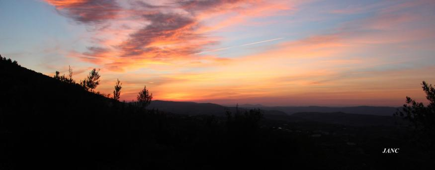 Puesta del sol agres for Centro turistico puesta del sol