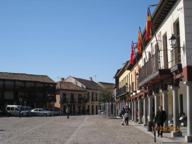 Oficina de turismo navalcarnero for Oficina de turismo de la comunidad de madrid