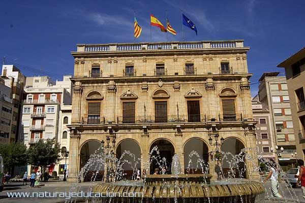 Ayuntamiento castellon de la plana - Muebles en castellon dela plana ...