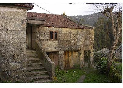 Casa de labranza en o pi eiro aldan pontevedra - Casa de labranza ...