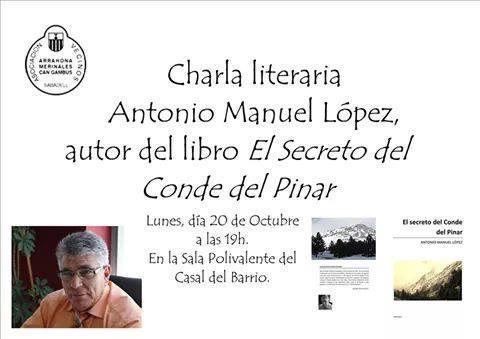 charla amigo morena en Granada