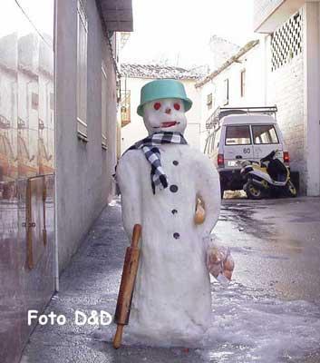 Mu eco de nieve los villares - Tiempo los villares jaen ...