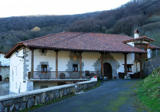 Casa de labranza oderitz navarra - Casa de labranza ...