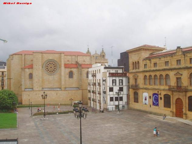 Plaza museo zuloaga san sebastian donostia - Clima en donostia san sebastian ...