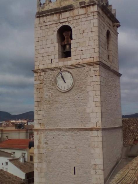 Torre de la magdalena l 39 olleria - El tiempo olleria ...