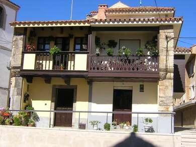 Casa bonita en este pueblo luanco asturias - Casas en pueblos ...