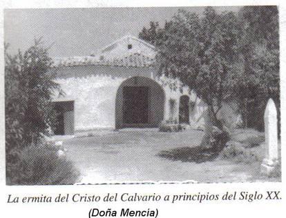 Antigua ermita del calvario do a mencia - Fotos de dona mencia ...