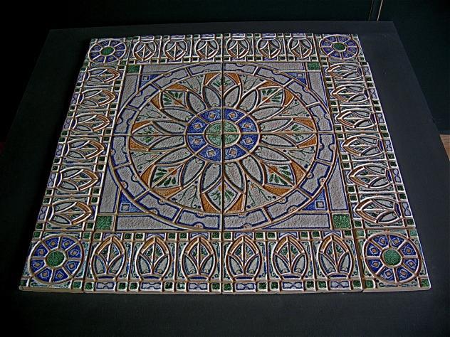 Muy bonito museo del azulejo onda castell n - Onda castellon azulejos ...