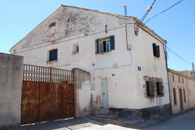 La casa del abuelo marino aldealcorvo - La casa vieja del abuelo ...