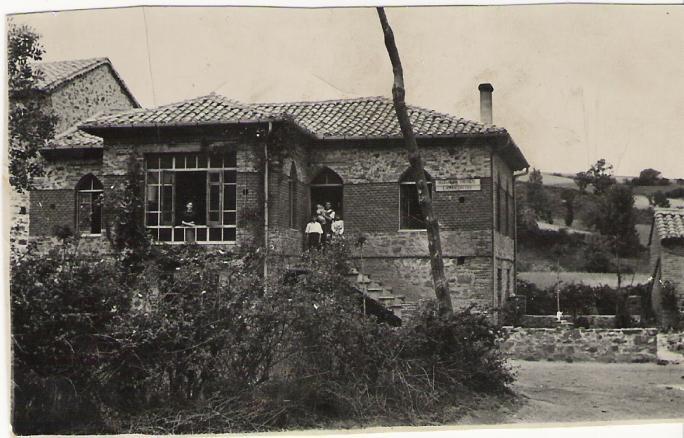 Vista de la casa de mi abuela lupe canales - La casa de mi tresillo ...