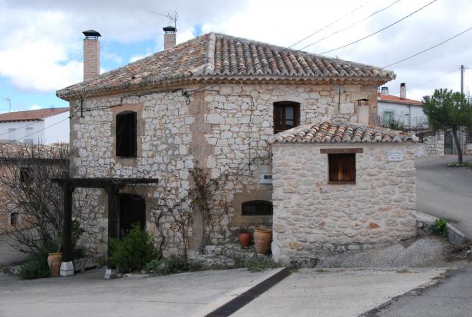 Casa de piedra mirabueno - Casa de piedra porcuna ...