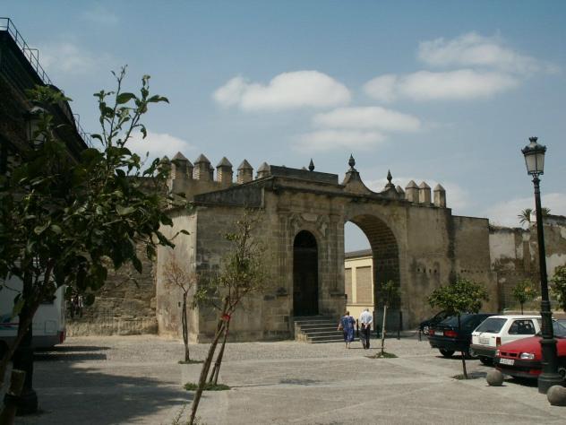 Puerta del arroyo jerez de la frontera for Puerta 3 circuito jerez
