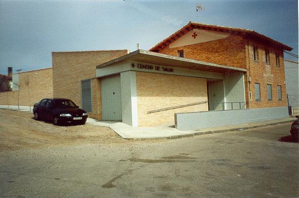 Centro de salud maria de huerva for Dormir en zaragoza centro