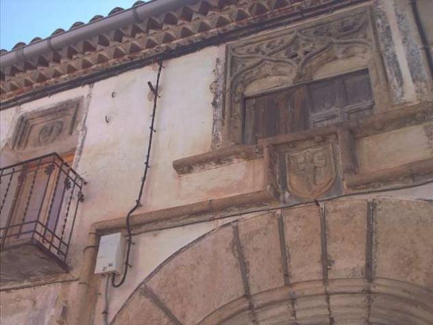 Detalle fachada casa de la sirena jabaloyas teruel - Detalles para la casa ...