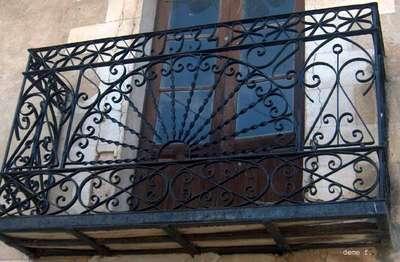 Balc n forja san juan del monte - Balcones de forja antiguos ...