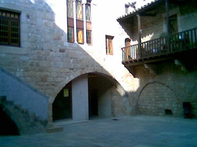 Casa de piedra breda gerona - Casa de piedra porcuna ...